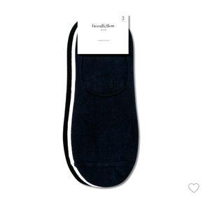 4 sets of Men's 3 pack liner socks Goodfellow
